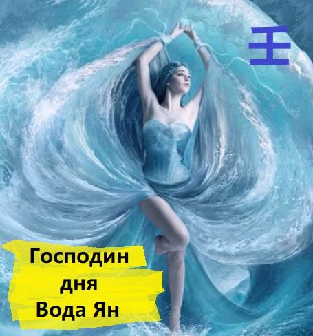 """Электронная книга """"Всё о Господине дня Вода Ян"""""""