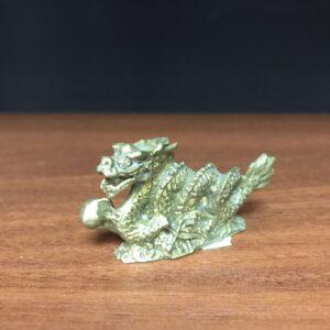 Дракон с жемчужиной мини